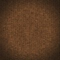 Wooden weave Stock Photography