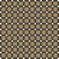 Wooden weave pattern Stock Image
