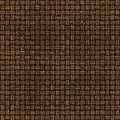 Wooden weave texture background. Abstract decorative wooden textured basket weaving background. Seamless pattern. Royalty Free Stock Photo