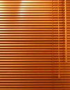 Wooden Window Blind Stock Images