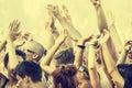 Woodstock festival biggest summer open air ticket free rock music festival in europe poland kostrzyn nad odra august th przystanek Royalty Free Stock Images