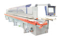 Woodworking machine the image of a Royalty Free Stock Photo