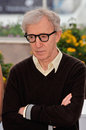 Woody Allen Royalty Free Stock Photography
