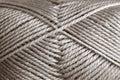 Wool knitting yarn Royalty Free Stock Photo