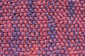 Wool pattern close up view of the in a handmade jersey Royalty Free Stock Photos