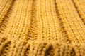 Wool plaiting in macro mode Royalty Free Stock Photography