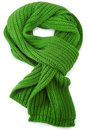 Wool scarf Royalty Free Stock Photo