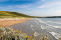 Woolacombe Devon Royalty Free Stock Photo
