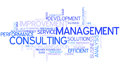 Word Cloud Management Consulting