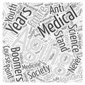 Word Cloud Text Background Concept Royalty Free Stock Photo