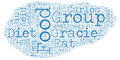Word Cloud Text Background Con...