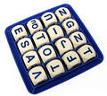 Word Game Stock Image