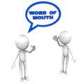 Slovo z ústa reklama