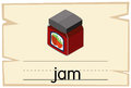 Wordcard design for word jam
