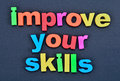 Words Improve your skills on background