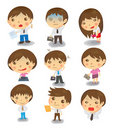 Work people icon Stock Photos