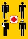 Worker injury on duty