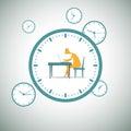 Working Around the Clock