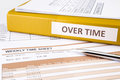 Working overtime Royalty Free Stock Photo