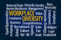 Workplace Diversity Royalty Free Stock Photo