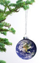 The world as an ornament Stock Photos