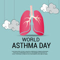 World Asthma Day.