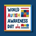 the World Autism Awareness Day