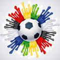 World cup Stock Photography
