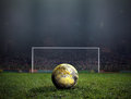World Cup Kick Off. Royalty Free Stock Photo
