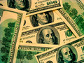 World Currency: US Dollar Stock Photography