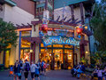 World of Disney store  at Downtown Disney Royalty Free Stock Photo