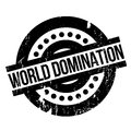 World Domination rubber stamp