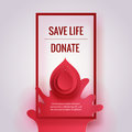 World Donor Day.