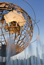 World Fair Unisphere Stock Photography