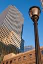World Financial Center New York City Royalty Free Stock Photos