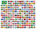 World Flags. Flags of the World.