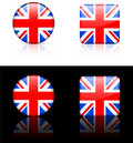 World Flags: United Kingdom Stock Photos