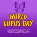 World Lupus Day.