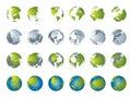 3d globo serie