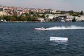 WORLD OFFSHORE CHAMPIONSHIP IN ISTANBUL. Stock Photography