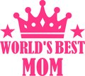 World`s best Mom