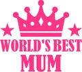 World`s best mum