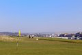 The World's Oldest Golf Course at Musselburgh, Scotland from 156 Royalty Free Stock Photo