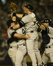 2000 World Series Champs Royalty Free Stock Photo