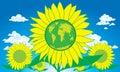 World Sun Flower