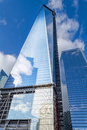 World trade center new york Images stock