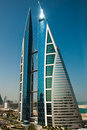 World Trade Centre, Bahrain. Stock Image