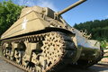 World war 2 tank Royalty Free Stock Photography