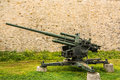 World War 2 German Antiaircraft Cannon Flak 88