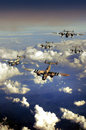 Title: World War II Planes